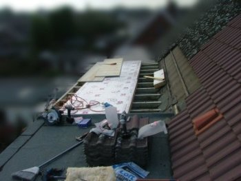 Insulating the bedroom roof