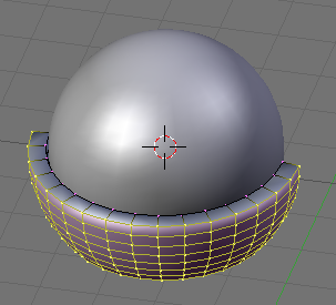 Extrude along Normals