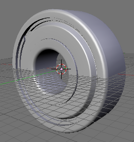 Completed Bearing