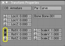 Transform Properties