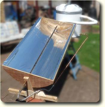 Improved Solar Reflector