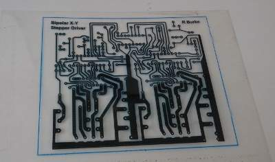 Drinted Mask for Circuit Board